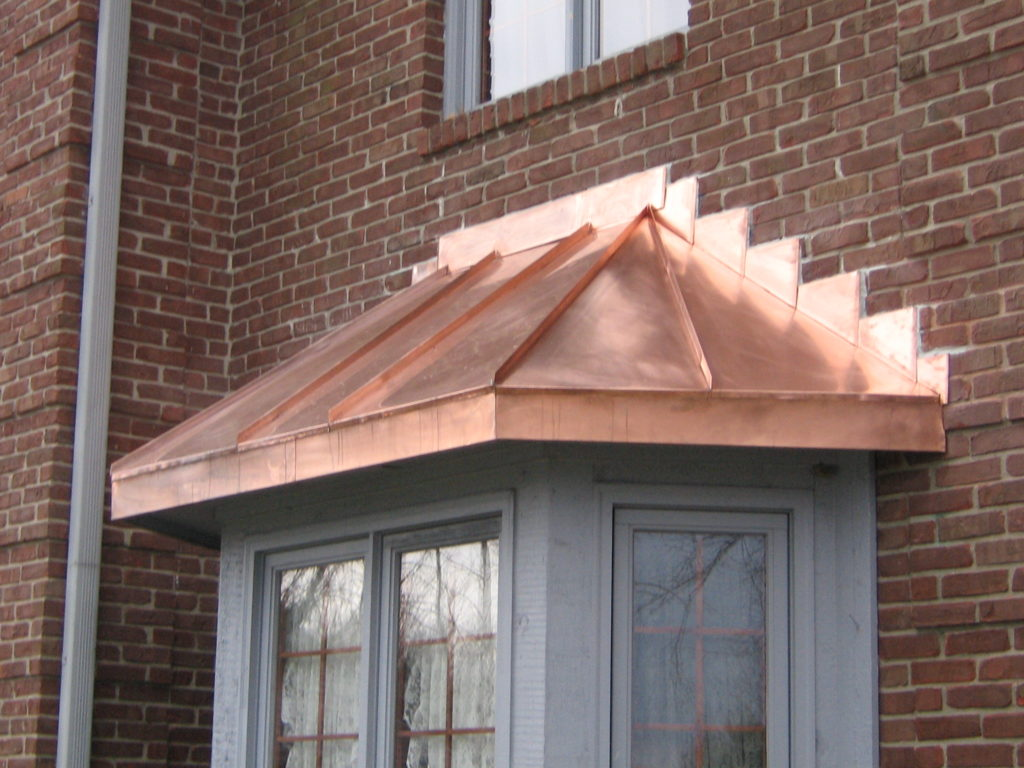 Window roof shingles